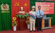 Vĩnh Long có tân Phó giám đốc Công an tỉnh 44 tuổi