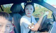 Tin tức giải trí mới nhất ngày 5/6/2020: Phì cười với ảnh Ốc Thanh Vân đắp mặt nạ khi chở con đi học