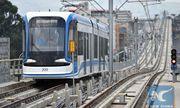 Cận cảnh đường sắt trên cao do Tập đoàn Trung Quốc xây dựng ở Ethiopia, đã có lãi 3 triệu USD