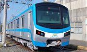 Đoàn tàu metro số 1 Bến Thành - Suối Tiên sẽ về Việt Nam trong năm nay