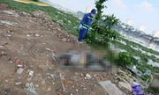 Phát hiện thi thể có hình xăm bên hông trôi sông Sài Gòn