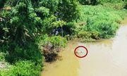 Hiện trường vụ người đàn ông cởi trần chết trôi bí ẩn trên sông Bé