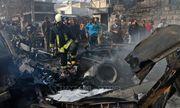 Liên tiếp các vụ đánh bom tại Syria, 20 người thương vong