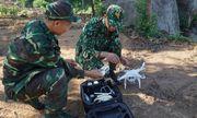 Truy nã phạm nhân trốn trại Triệu Quân Sự: Điều chỉnh phương án tác chiến, sử dụng flycam