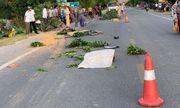 Hà Tĩnh: Xe tải tông liên tiếp xe đạp cùng chiều khiến 3 người thương vong