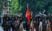 Bộ trưởng bộ Công an: Sẽ sử dụng giống ngựa trong nước vào Đoàn cảnh sát cơ động kỵ binh