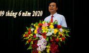 Chân dung tân Chủ tịch UBND tỉnh Quảng Trị Võ Văn Hưng