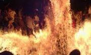 Diễn biến mới vụ con trai tưới xăng đốt cha làm 4 người trong gia đình bị bỏng nặng