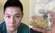 Vụ đập vỡ tủ kính, cướp 2 cây vàng: Nghi phạm thay tên đổi họ đến bệnh viện trị thương