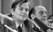 Thụy Điển kết thúc điều tra vụ án ám sát cựu Thủ tướng Olof Palme sau 34 năm với nhiều bí ẩn