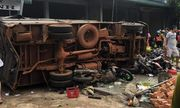 Vụ xe tải lao vào chợ ở Đắk Nông: Thêm 2 người tử vong