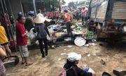 Xe tải lao vào chợ, tông 3 người tử vong ở Đắk Nông