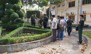 Người đàn ông tử vong trong khuôn viên bệnh viện với vết cắt ở cổ