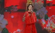 Hoa hậu Hương Giang xuất hiện với tạo hình cổ trang đẹp hút mắt