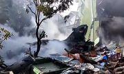 Tiêm kích Hawk 209 của Indonesia bất ngờ lao thẳng vào khu dân cư
