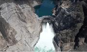 Video: Cận cảnh Trung Quốc xây đập hình vòm loại 300m mỏng nhất thế giới