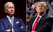Tổng thống Trump và ông Biden thi nhau lập kỷ lục gây quỹ cho cuộc đua vào Nhà Trắng