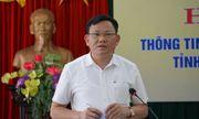 Trưởng ban Quản lý Khu kinh tế Nghi Sơn được bầu giữ chức Phó Chủ tịch UBND tỉnh Thanh Hóa