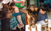 Video: Đáng yêu khoảnh khắc bé trai cùng chó cưng lén lút ăn vụng bị mẹ bắt quả tang