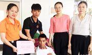 Hơn 17 triệu đồng đến với ngư dân Hà Tĩnh gặp nạn trên biển