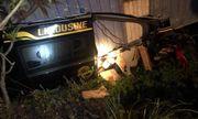 Hiện trường vụ tai nạn giao thông thảm khốc tại Quảng Ninh khiến 3 người tử vong