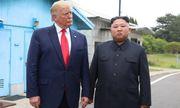 Tổng thống Trump gia hạn trừng phạt Triều Tiên thêm một năm