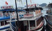 Quảng Ninh cấm tàu Âu Lạc 18 rời cảng 90 ngày vì