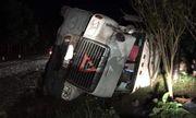 Tin tai nạn giao thông mới nhất ngày 19/6/2020: Lộ nguyên nhân vụ container đè bẹp limousine, 3 người chết