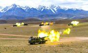 Trung Quốc tập trận bắn đạn thật ngay gần khu vực xung đột với Ấn Độ
