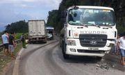 Tai nạn liên tiếp tại đèo Thung Khe, Hòa Bình khiến 5 người trọng thương