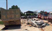Tin tai nạn giao thông mới nhất ngày 20/6/2020: 2 vụ tai nạn liên tiếp trong vòng 9 phút tại Hòa Bình