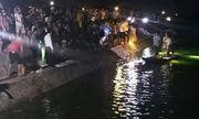 Tá hỏa đi tìm, người thân phát hiện 2 cha con tử vong dưới hồ nước