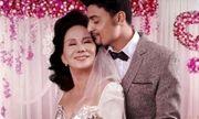 Dân mạng bất ngờ trước thông tin cô dâu 65 tuổi tổ chức đám cưới với chồng trẻ 24 tuổi?
