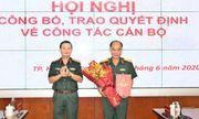 Bổ nhiệm Đại tá Hoàng Đình Chung giữ chức Chủ nhiệm Chính trị Quân khu 7