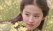 Nhan sắc tươi sáng, rực rỡ như đóa hoa mùa xuân của Lưu Diệc Phi cách đây 16 năm