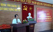 Tân Giám đốc sở GTVT Quảng Trị là ai?