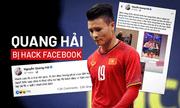 Quang Hải bị hack facebook: Hé lộ đoạn tin nhắn nhạy cảm, có liên quan đến phụ nữ