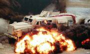 Tin tức quân sự mới nóng nhất ngày 23/6: Hai xe thiết giáp Mỹ bị phá hủy sau vụ tấn công tại Syria