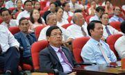 Bí thư Tỉnh ủy Quảng Ngãi Lê Viết Chữ dự Đại hội Đảng bộ huyện nhưng không phát biểu