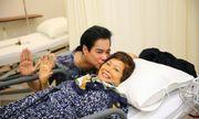 Mẹ Ngọc Sơn về Việt Nam sau khi sức khoẻ suy kiệt tại Mỹ