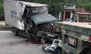 Tin tai nạn giao thông mới nhất ngày 26/6/2020: Ô tô tải tông đuôi xe rơ moóc, phụ xe đứt lìa cánh tay