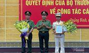 Bổ nhiệm Đại tá Nguyễn Tiến Nam làm Giám đốc Công an tỉnh Quảng Bình