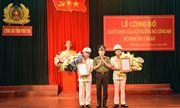 Bổ nhiệm 2 Phó giám đốc Công an tỉnh Phú Thọ