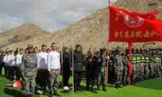 Giữa căng thẳng biên giới, Trung Quốc tuyển võ sĩ dạy lính tác chiến tay không