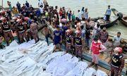 Chìm phà tại Bangladesh, ít nhất 23 người thiệt mạng