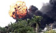 Vụ cháy tại xưởng hóa chất ở Long Biên: Chủ tịch Hà Nội yêu cầu công khai nồng độ hóa chất