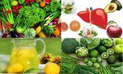 Không cần uống thuốc chỉ cần bổ sung 5 thực phẩm này gan đã khỏe mạnh, thải độc hiệu quả