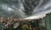 Dự báo thời tiết mới nhất hôm nay 1/7: Hà Nội có khả năng xảy ra lốc, mưa đá