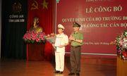 Chân dung tân Giám đốc Công an tỉnh Lạng Sơn Thái Hồng Công