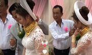 Lại thêm một cô dâu mang